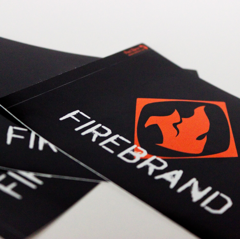 FireBrand Stickers