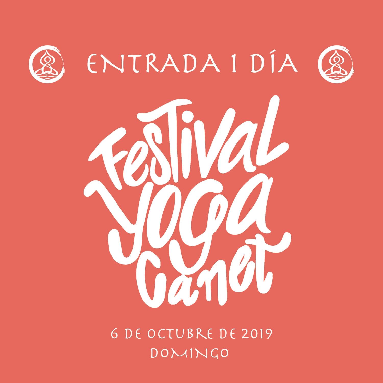 ENTRADA 1 DÍA FYC  DOMINGO  6 DE OCTUBRE 2019