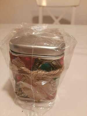 Caixinha com chá de Moringa - ALQUIMIA DOS SABORES