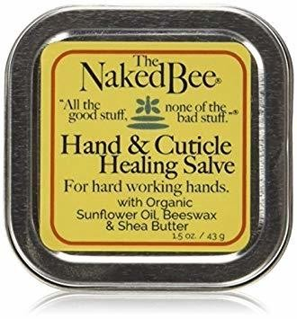 ORANGE BLOSSOM & HONEY - NAKED BEE HAND/CUTICLE SALVE