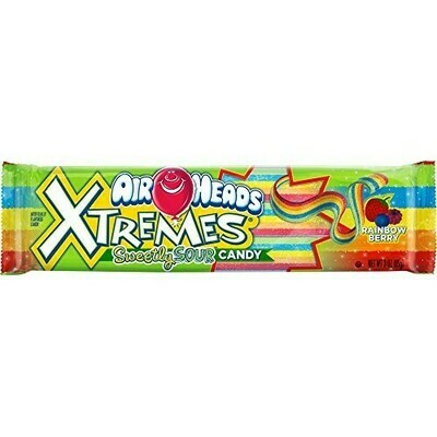 AIRHEADS AIR HEADS XTREMES SWEETLY SOUR