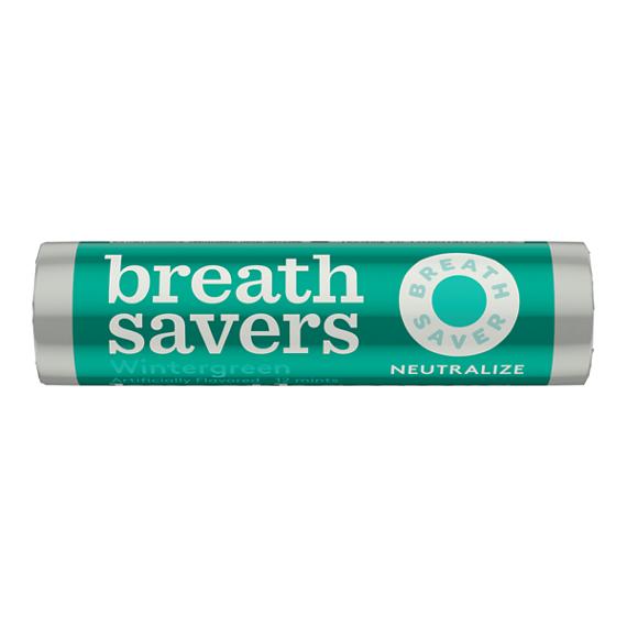 Breath Savers Wintergreen