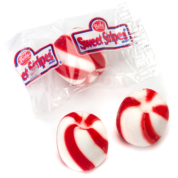 BULK CANDY BOB'S SWEET STRIPES