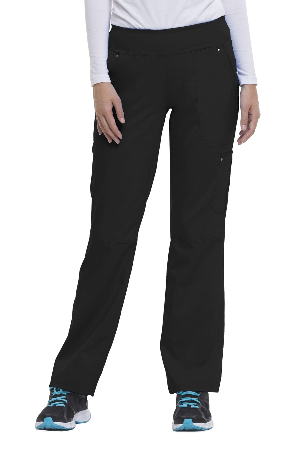 9133 BLACK TORI PANT - PL XL