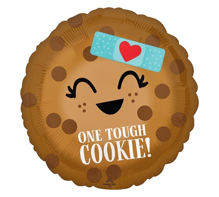 18 - ONE TOUGH COOKIE