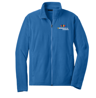 CHILDRENS HOSPITAL FLEECE L Royal