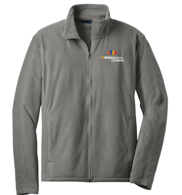 CHILDRENS HOSPITAL FLEECE S Gray