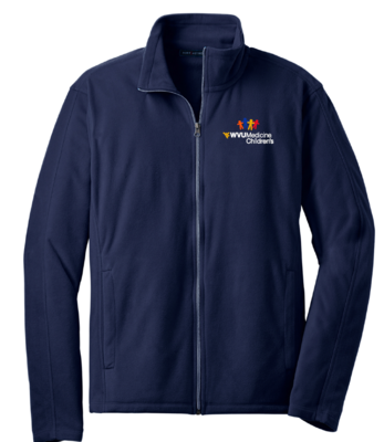 CHILDRENS HOSPITAL FLEECE S Navy