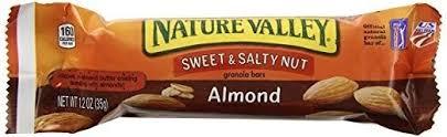 NATURE VALLEY ALMOND BAR