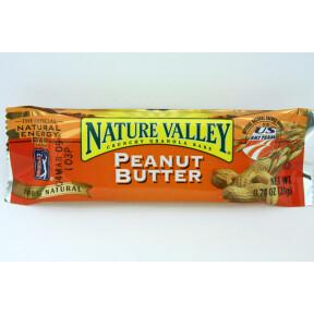 NATURE VALLEY BAR - PEANUT
