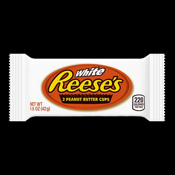 REESE'S WHITE WHITE REESE