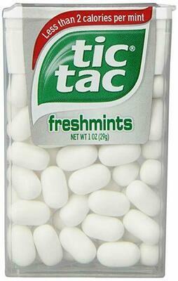 TIC TAC FRESHMINT