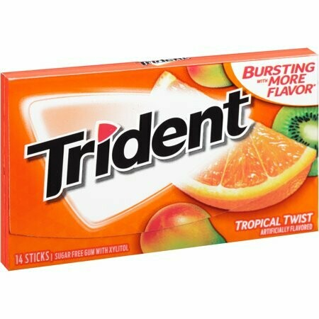 TRIDENT TRIDENT TROPICAL TWIST