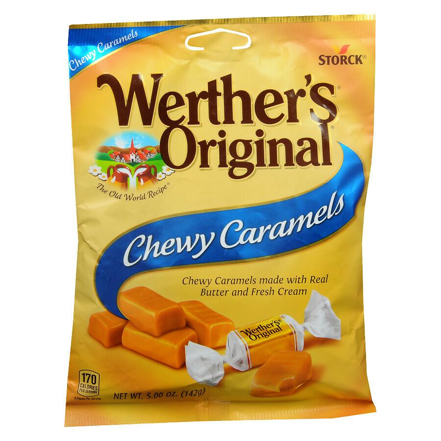 WERTHER'S ORIGINAL CHEWY CARAMEL