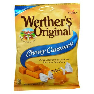 WERTHER'S ORIGINAL CHEWY CARAMEL