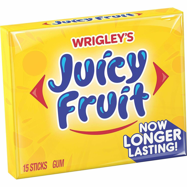 WRIGLEYS JUICY FRUIT