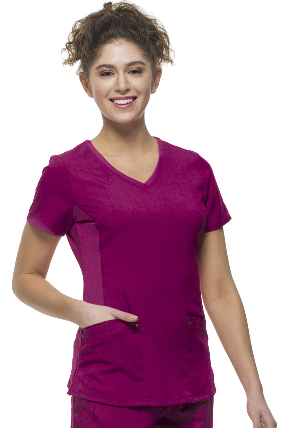 2245 JULIET TOP WINE 2XL