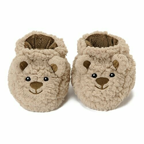 SNOOZIES INFANT 0-12 ASSORTED STYLES BEAR 0-3