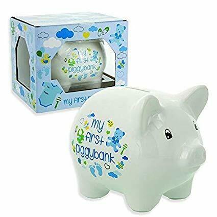 FIRST PIGGY BANK BOY