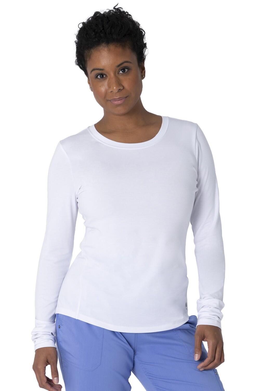 5051 MACKENZIE TEE XL WHITE
