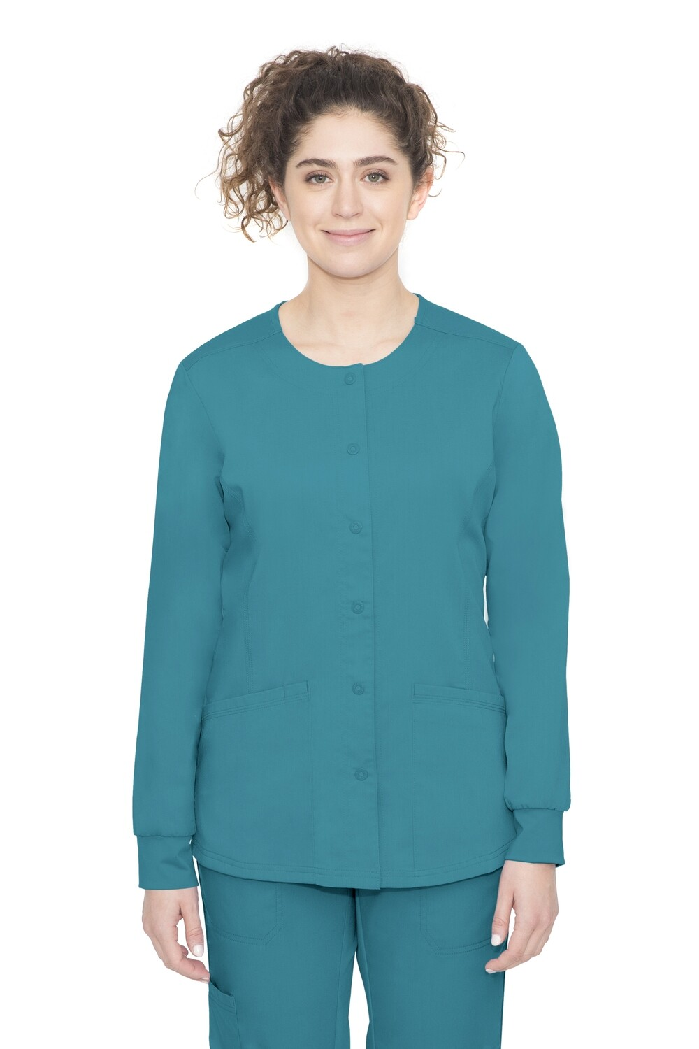 5063 DAISY JACKET TEAL 2XL