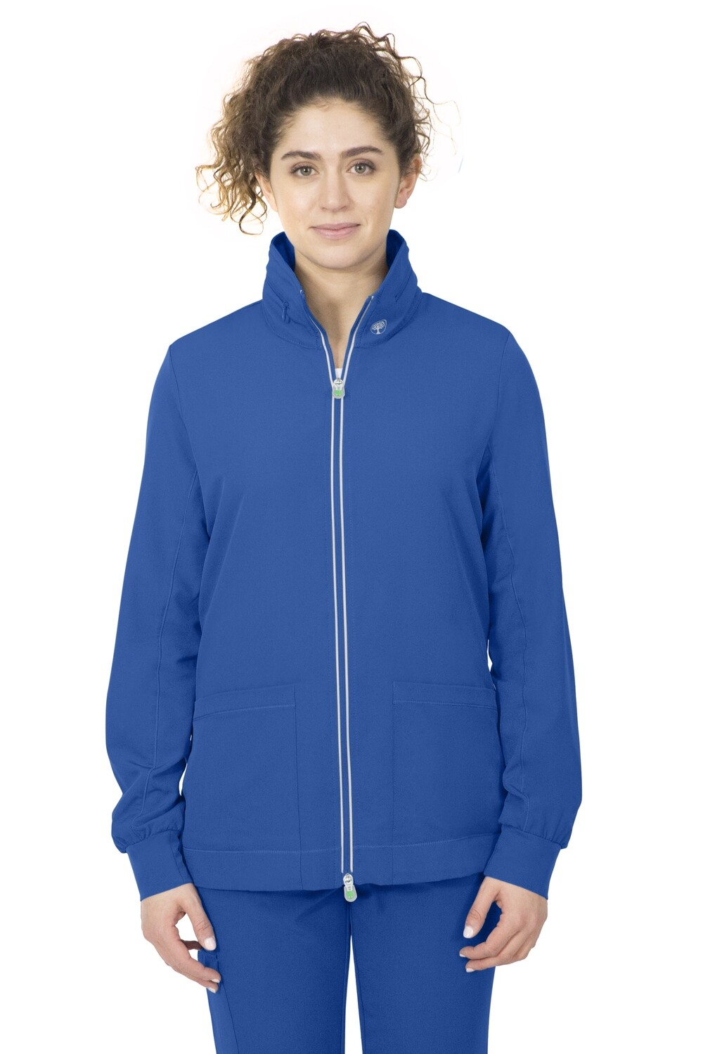 5065 CARRIE JACKET - PL S ROYAL