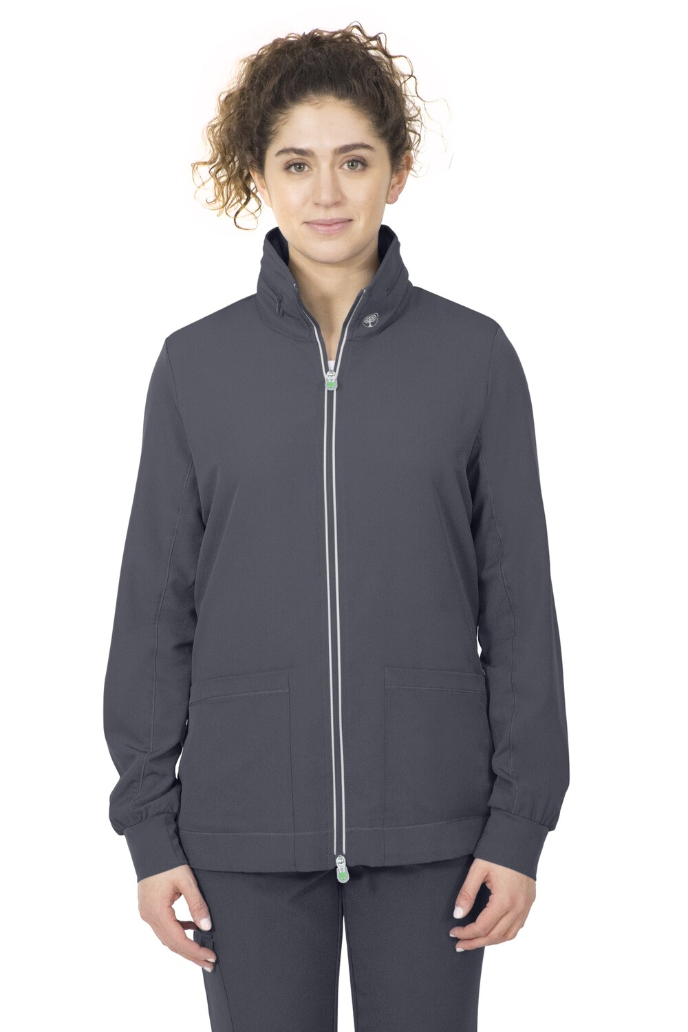 5065 CARRIE JACKET - PL XS PEWTER
