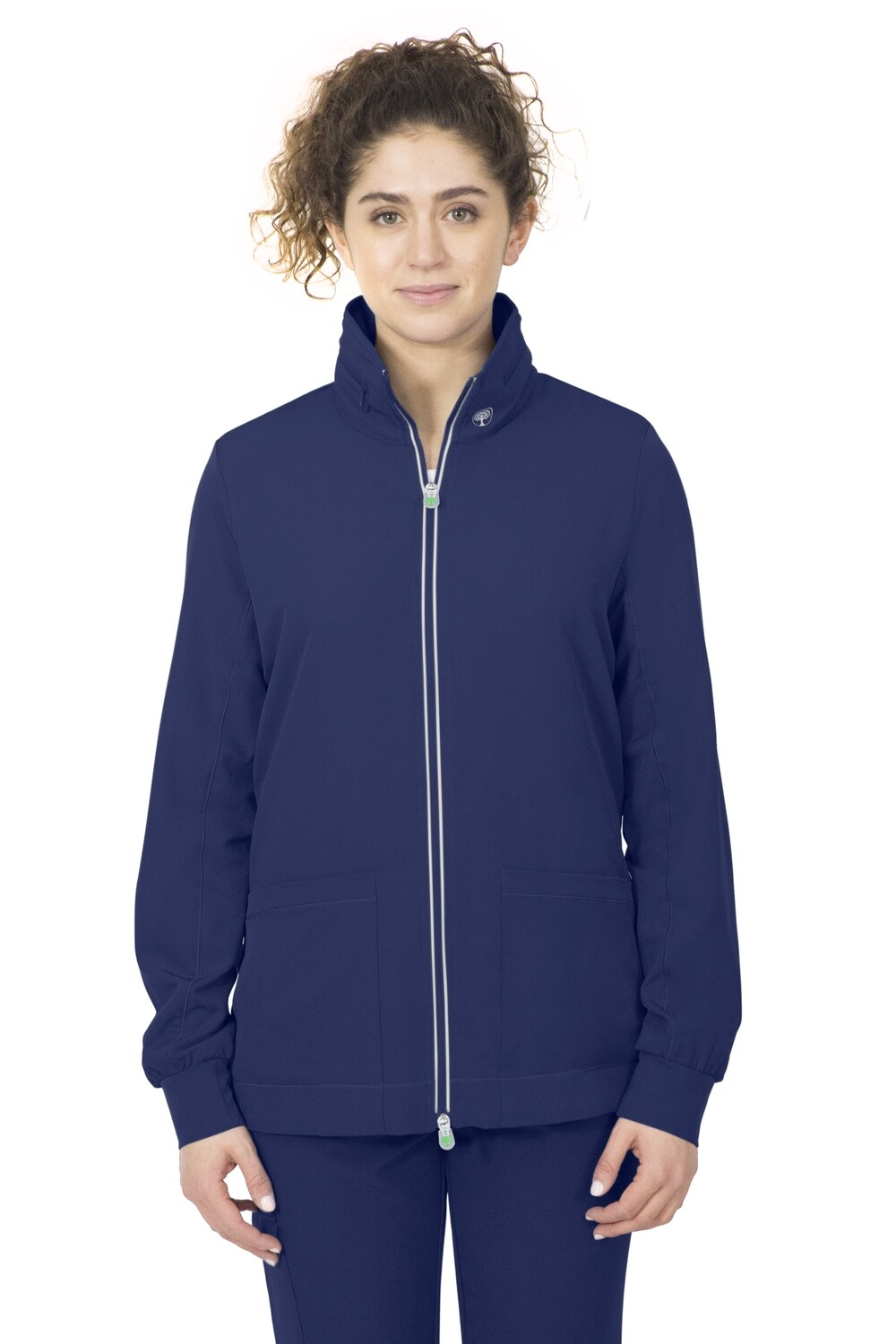 5065 CARRIE JACKET - PL L NAVY