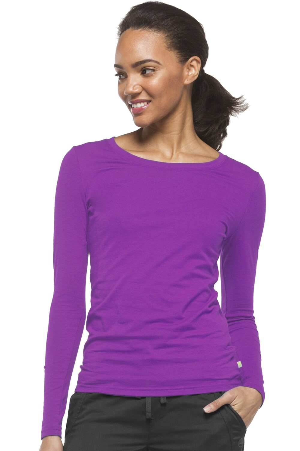 5047 MELISSA TEE XL BERRY KISS