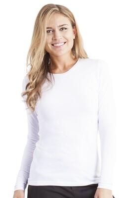5047 MELISSA TEE XL WHITE