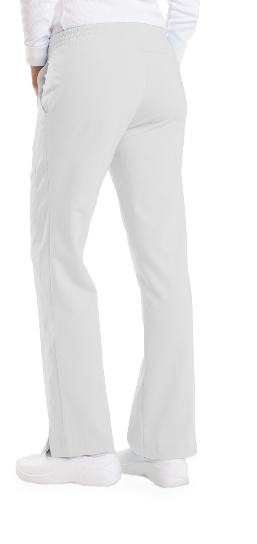 9095 TAYLOR PANT - PL WHITE M