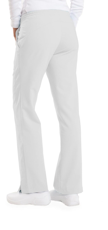 9095 TAYLOR PANT - PL WHITE XS
