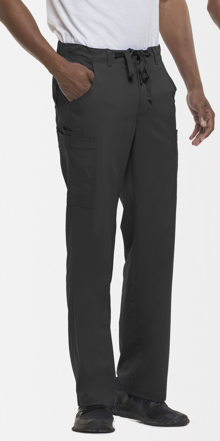 9124 DYLAN MENS PANT - PL BLACK 5XL