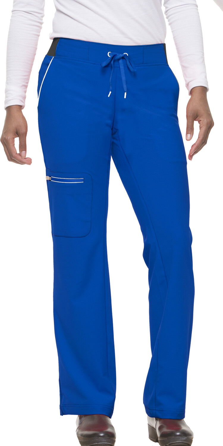 9151 NISHA LADIES PANT ROYAL - PL 2XL
