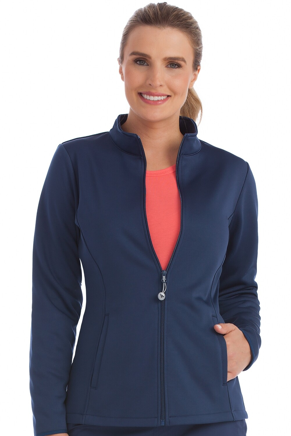 8684 JACKET WOMENS - MC NAVY S