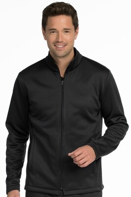 8688 MEN'S FLEECE JACKET - MC BLACK M