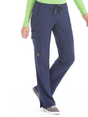 8743 LADIES PANT - MC L NAVY R