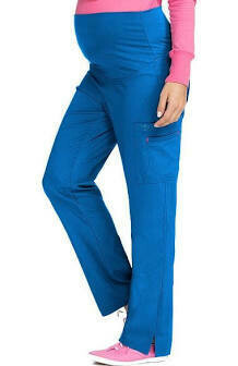 #8727 MATERNITY PANT ROYAL - MC L