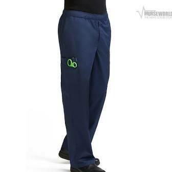 8702 MEN'S PANTS NAVY - MC Tall XS