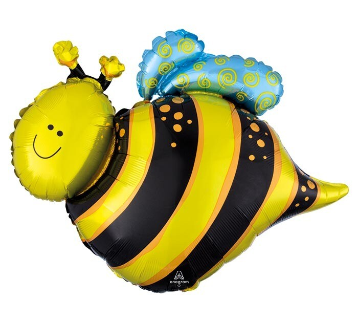 25 - BEE SHAPE