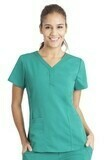2167 JANE TOP 5XL TEAL