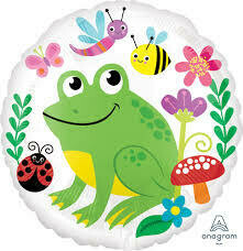 18 - HAPPY FROG AND FRIENDS