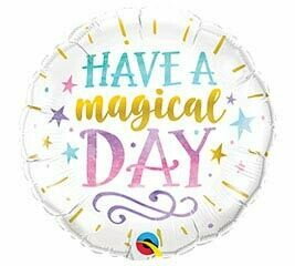 "18"" HAVE A MAGICAL DAY"