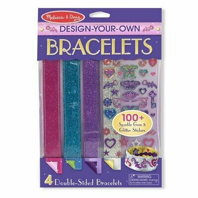 ARTS & CRAFTS - JEWELRY 4217-DESIGN YOUR OWN BRACELET