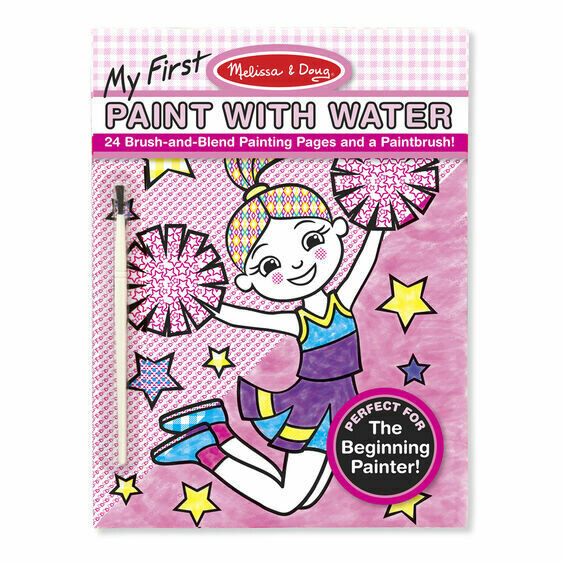 ARTS & CRAFTS PAINTING 3183-PINK