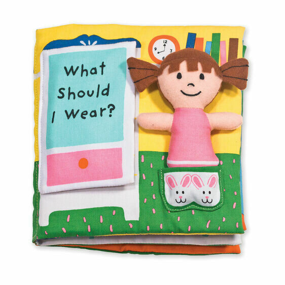 CLOTH BOOK 9204-WHAT SHOULD I WEAR