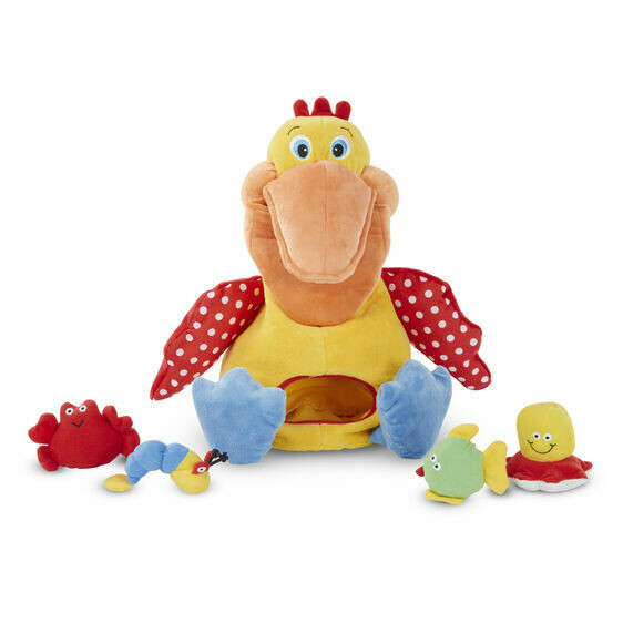 FIRST- PLAY BABY TOYS 9154 HUNGRY PELICAN