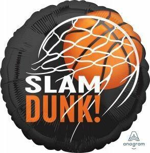17 - SLAM DUNK BASKETBALL