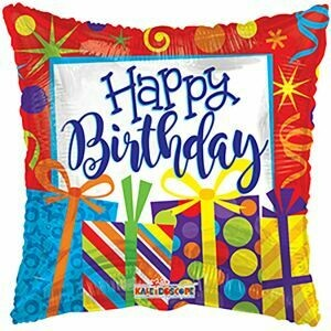 36 - SQUARE JUMBO BIRTHDAY PACKAGES