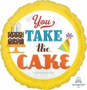 18 - YOU TAKE THE CAKE